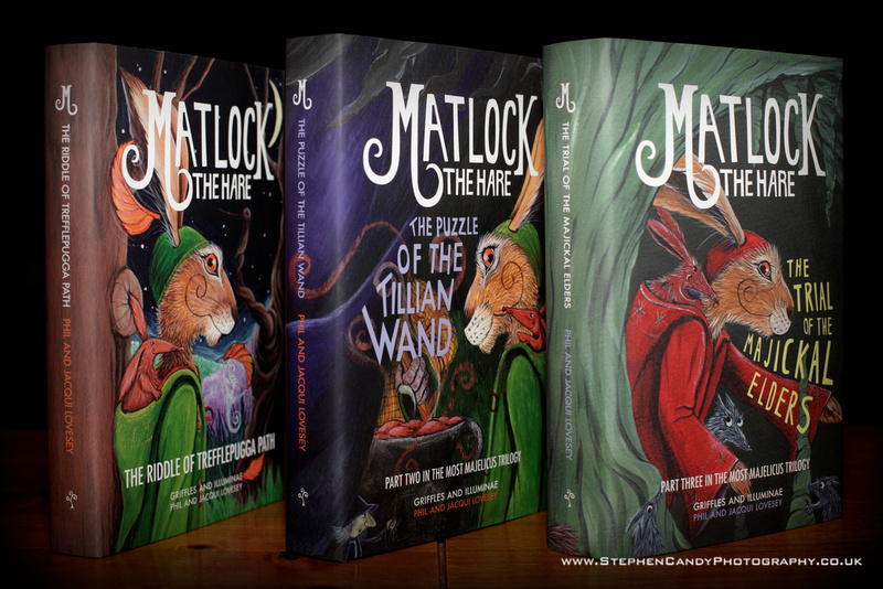 The Matlock the Hare Trilogy