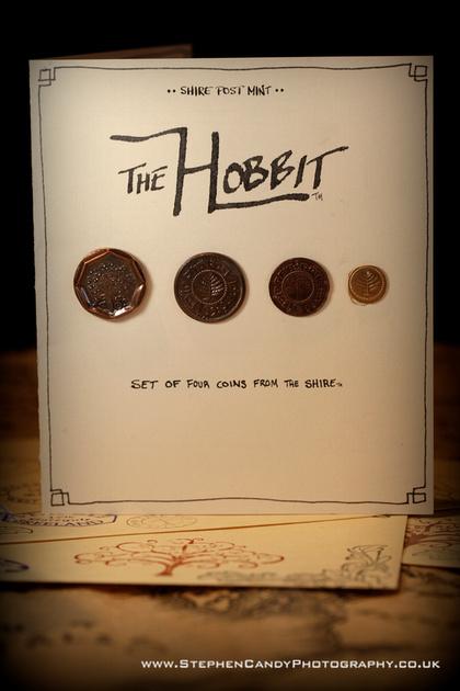 Shire Post Mint Hobbit Coins Set 1