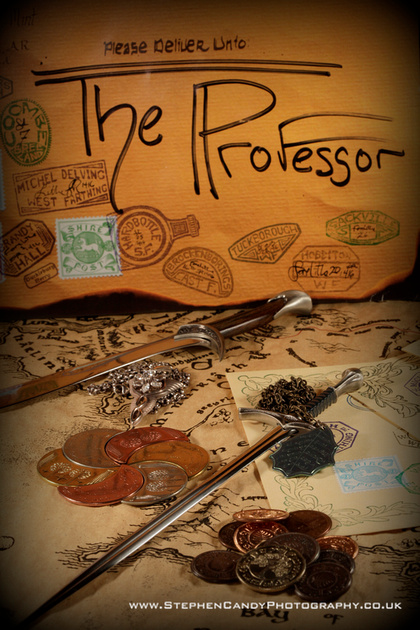 Tolkien Props and Coins