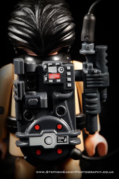 """Playmobil """"Movie"""" Proton Pack"""