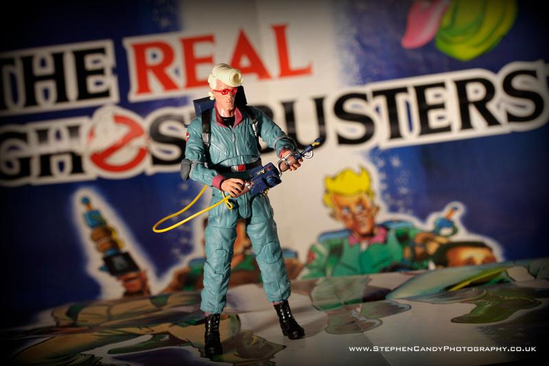 Diamond Select Real Ghostbusters Egon