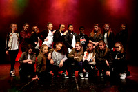 Sway Dance Street Showcase - July 2016