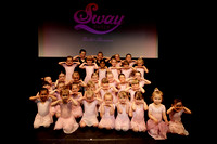 Sway Dance Ballet Showcase 2016